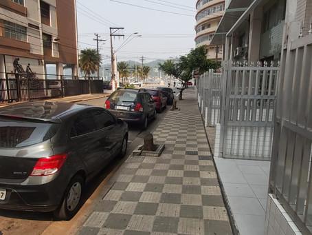 Living, em São Vicente Ref. 2340