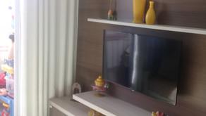 02 Dorms., em São Vicente Ref. 2339