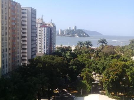 01 Dorm., em São Vicente Ref. 2337