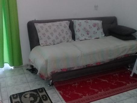 Sala Living, em São Vicente Ref. 2289