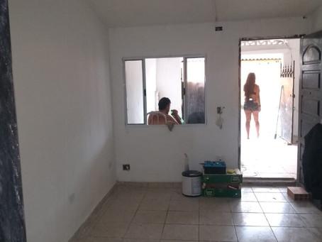 Sobrado, em São Vicente Ref. 2193