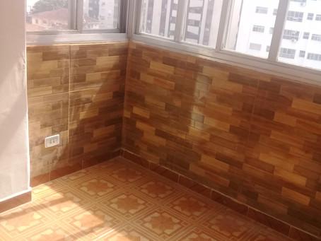 01 Dorm., em São Vicente Ref. 2347