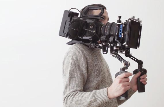 Caméras grands capteurs & ergonomie du cadreur
