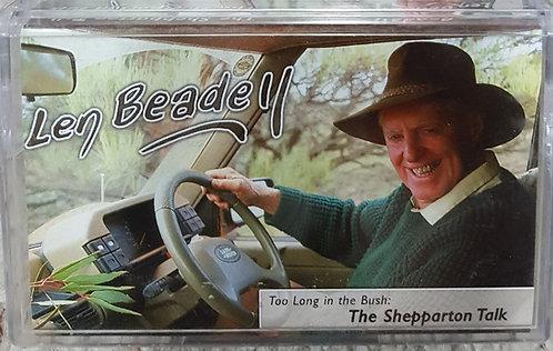 Len Beadell - The Shepparton Talk
