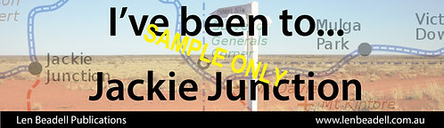 I've been to Jackie Junction