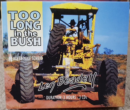 Audiobook: Too Long in the Bush