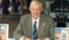 Len Beadell book signing