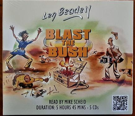 Audiobook: Blast the Bush