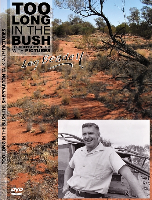 DVD: Too Long in the Bush: The Shepparton Talk with Pictures