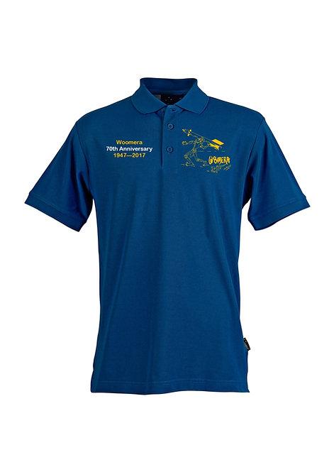 Woomera 70 Anniversary polo shirt