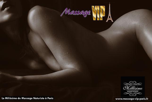 millésime du massage naturiste à Paris