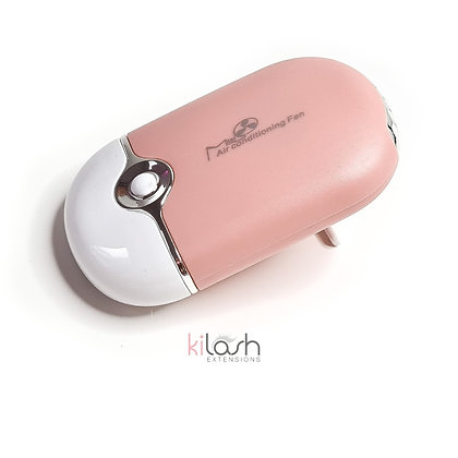 Pink USB Fan
