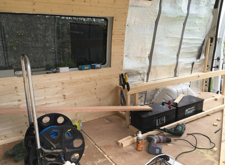 All the tools you need for a Van Conversion