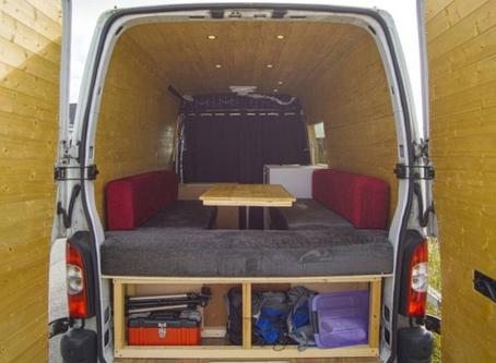 Sam Balmforth's Van Conversion – The details!