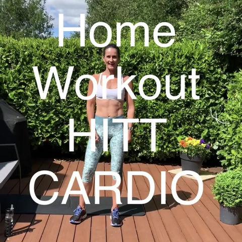 🔥 HITT Workout 🔥