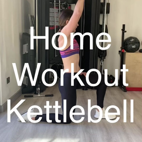 Home Workout - Kettlebell 