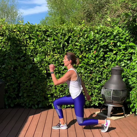 🔥 Home Workout - 15 minute HITT 🔥 