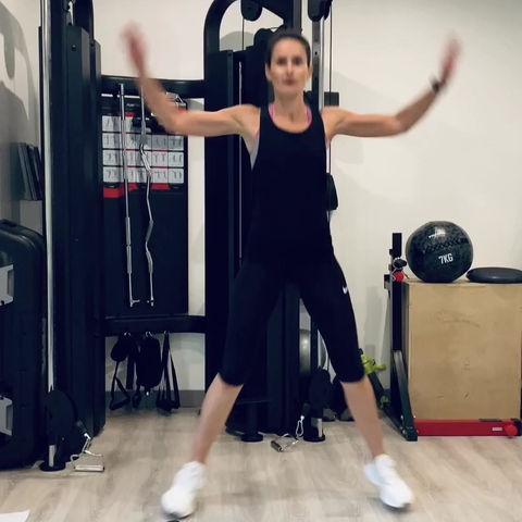 Tabata Home Workout 🔥💪