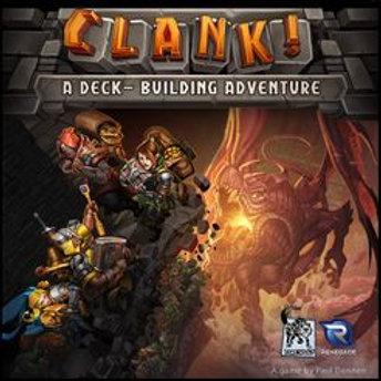 Clank: A Deck Building Adventure