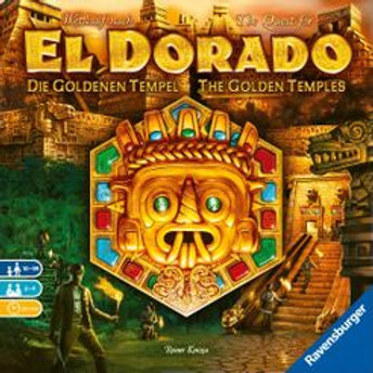 The Quest for El Dorado: The Golden Temples
