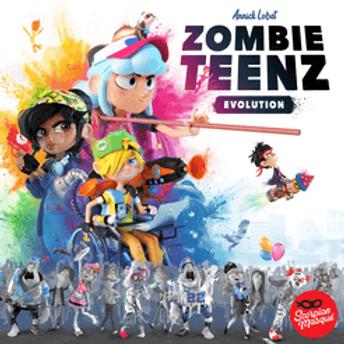 Zombie Teenz