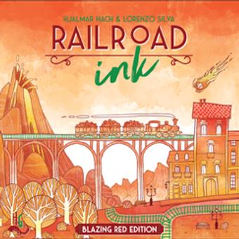Railroad Ink: Blazing Edition