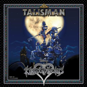 Disney Kingdom Hearts Talisman