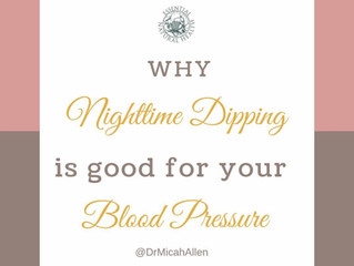 Night Time Blood Pressure Tip