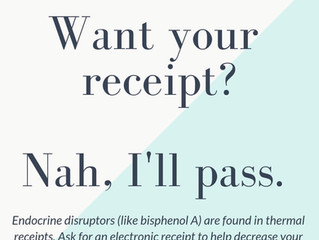 Want your receipt?