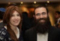 Rabbi Reuven and Rochel Leigh