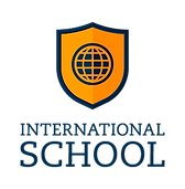 logo  international school vertical_tran