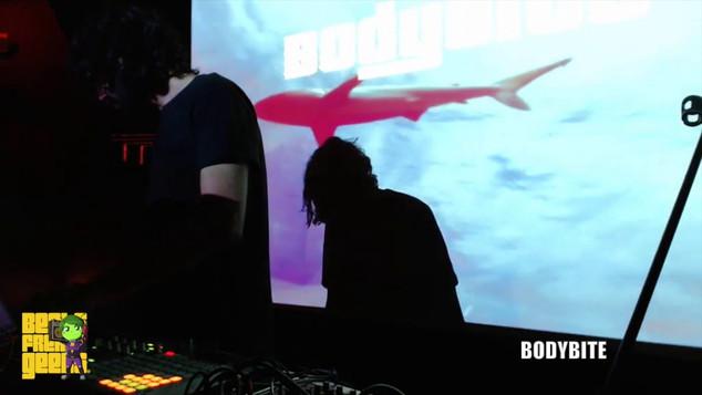 Bodybite Live @ Beats|Freaks|Geeks 9.4.18