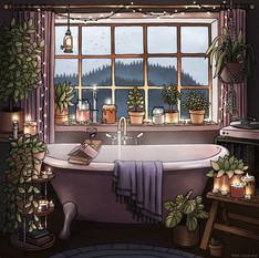 Bathtub Bumps