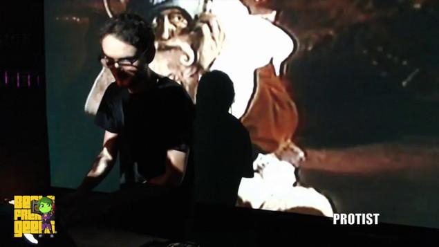 Protist Live @ Beats|Freaks|Geeks 12.4.18