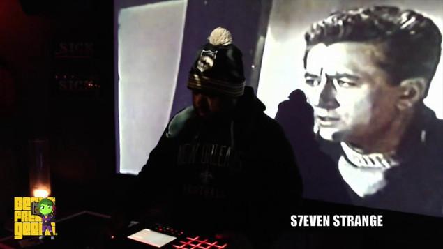 S7even Strange Live @ Beats|Freaks|Geeks 2.5.19