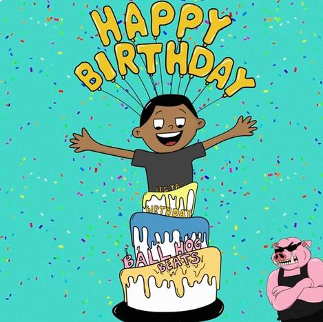 It's Ya Birthday (Happy Birthday)