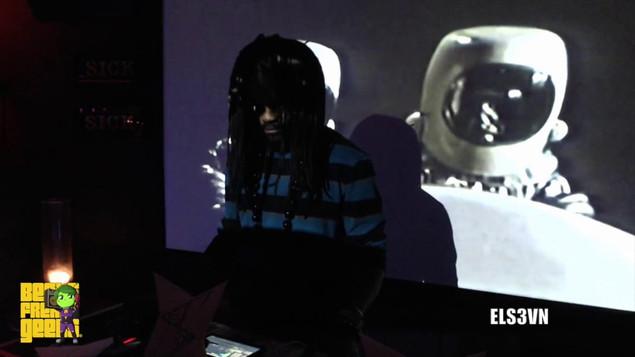 Els3vn Live @ Beats|Freaks|Geeks 2.5.19