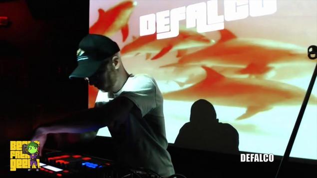 Defalco Live @ Beats|Freaks|Geeks 9.4.18