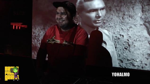 Yohalmo Live @ Beats|Freaks|Geeks 11.6.18