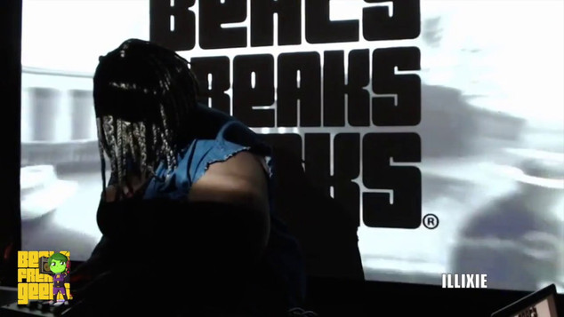 Illixie Live @ Beats|Freaks|Geeks 10.2.18