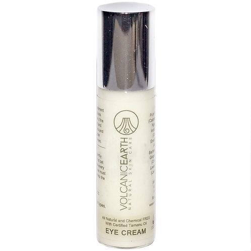 Volcanic Earth Organic Anti-Wrinkle Eye Cream, 15ml