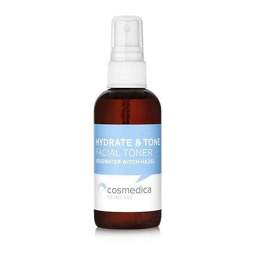 Cosmedica Skincare Moisturizing Toner - Rosewater Witch Hazel 120ml