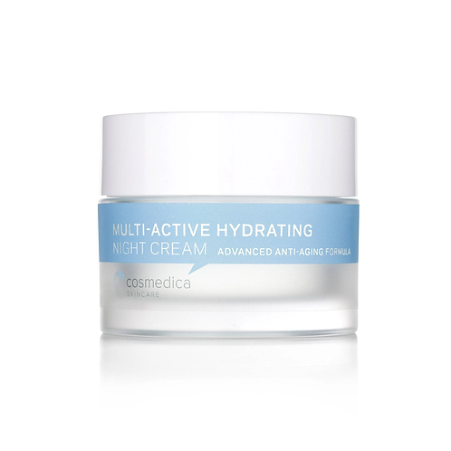 Cosmedica Skincare Multi-Active Hydrating Night Cream For Face, 50g