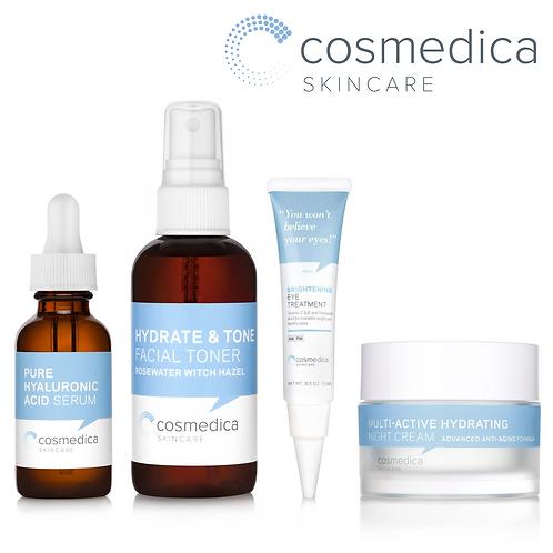 Cosmedica Skincare Anti-Aging Facial Skincare Set