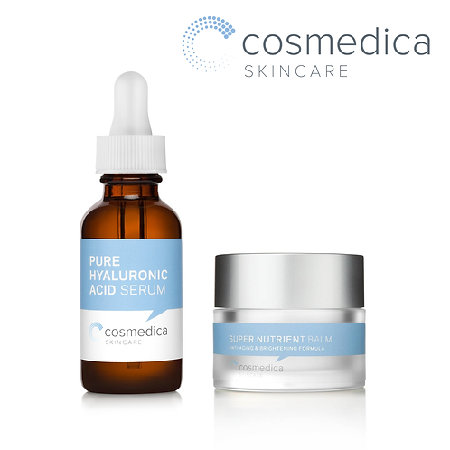 Cosmedica Skincare Hydration Day Care Facial Bundle