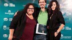Premio Accésit en Gáldar Rueda