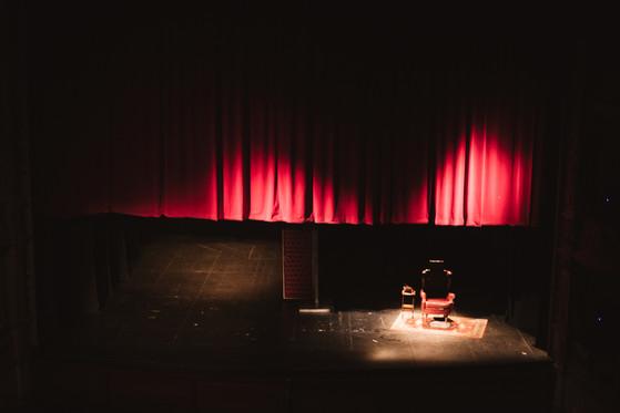 Estreno en el Teatro Guimerá
