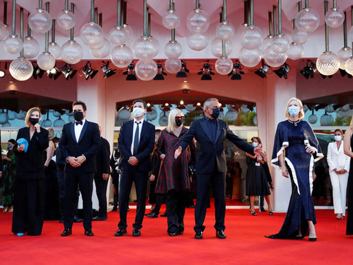 Venice Film Festival Opens, Defiant But Socially Distanced
