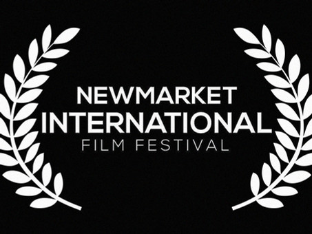 The Opening of Newmarket Film Festival