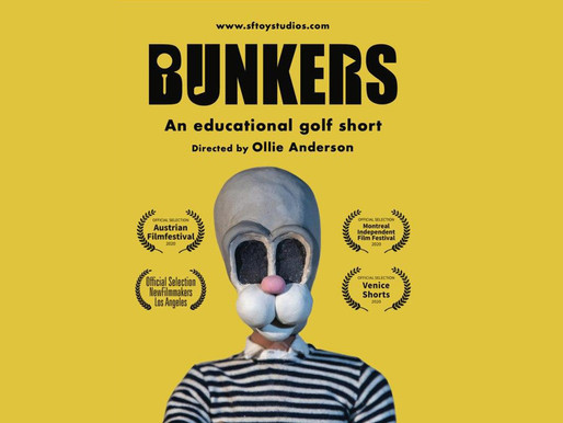 Ollie Anderson Talks About Bunkers And Filmmaking